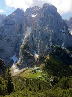 Wilder Kaiser Mountains ~ Austria