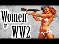 American Women in WW2 - U.S. Army Girls - It's Your War Too (1944) Full Length Educational Film