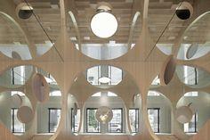 Gallery of Hongkun Art Auditorium / penda - 2