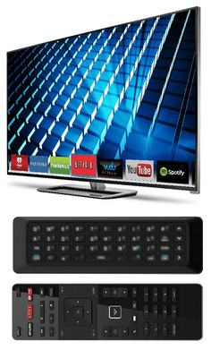 Vizio's new M-Series of premium Smart LCD HDTVs feature Wi-Fi, apps and full-array LED rear backlighting, which illuminates the screen more evenly than edge lighting. The @VIZIO TVs can selectively dim any of 36 backlighting zones to improve contrast and black levels. Combined with Active Pixel Tuning, which can increase the brightness of individual pixels, the Vizio units can render shadow detail and color better than older models. Units range from 32 ($330) to 80 ($3,200) inches.