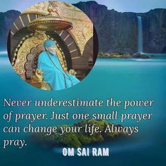 PRAYER.....Changes Each and Every Negative situation to Positive, A curse to a Boon. PRAY. PRAY. and PRAY. Not just for us, but also for the well being of others 😄😍😍
