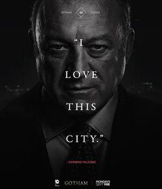 """""""Gotham""""'s quote"""