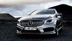 Mercedes-Benz - The new A-Class
