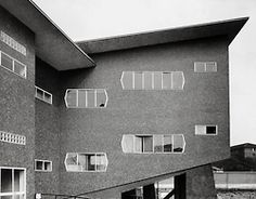 "Gio Ponti, ""Trifoglio"", Politecnico Milano,1963. © Gio Ponti Archives, Milano"