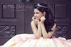 Quinceanera! pretty photo pose