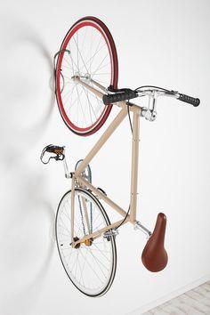 Minimalist storage #bikestorage #velojoy