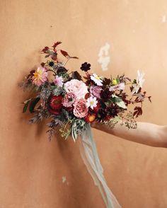 "1,854 Likes, 22 Comments - La Musa de las Flores (@lamusadelasflores) on Instagram: ""Polina's bouquet @studio_floretta so many beautiful arrangements done by our students at our…"""
