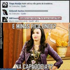 Trollando no Face Oficial: MINAS FICA ONDE? Funny Photos, Funny Images, My Images, Teen Wolf Memes, Wtf Funny, Funny Cute, Memes Status, Lettering Tutorial, Top Memes