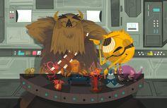 Monsters University Mash-up for The Pixar Times, Andrew Kolb