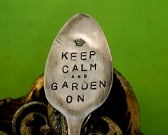 ....and garden on