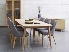 spisebord 100x220-270 - MARTINSEN AS - Nordli - Møbelringen