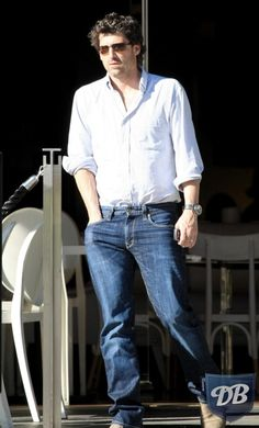 Patrick Dempsey in Levis