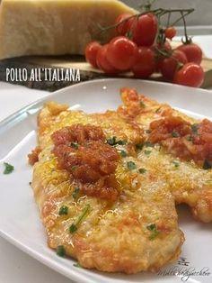 pollo all'italiana: