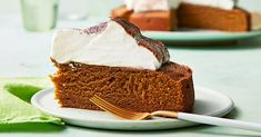 This espresso- and spice-scented cake has the dense moist texture of a gingerbread. This espresso- and spice-scented cake has the dense moist texture of a gingerbread. Thanksgiving Desserts, Fall Desserts, Just Desserts, Dessert Recipes, Thanksgiving Turkey, Health Desserts, Christmas Desserts, Christmas Baking, Delicious Desserts