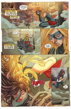 Why you should be reading the new 'Ms. Marvel' comics