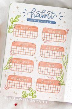 Bullet Journal Contents, Bullet Journal Paper, Bullet Journal Titles, Bullet Journal And Diary, Bullet Journal Month, Creating A Bullet Journal, Bullet Journal Tracker, Bullet Journal Lettering Ideas, Bullet Journal Notebook