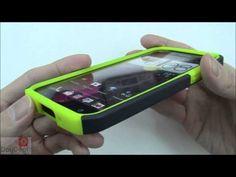 #HTC Droid DNA #Incipio Dual Pro Case Review @DayDeal_com