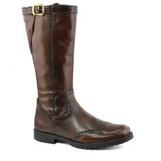 Cizme pentru fete, marca Geox. Fall Winter, Autumn, Cowboy Boots, Riding Boots, Girls, Shoes, Fashion, Fall Season, Horse Riding Boots