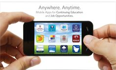 CareerTapp | Mobilize Your Career! Job & Continuing Education Mobile Apps