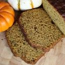 Spicy Whole Wheat Pumpkin- Banana Bread | Recipe Girl