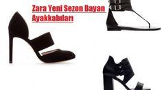 Zara Bayan Ayakkabı Modelleri 2014