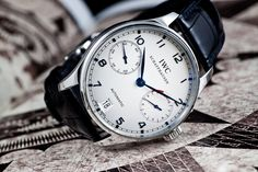 IWC Portuguese by Frank Ong
