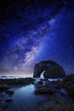 Milky Way - Seguici su www.reflex-mania.com