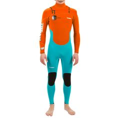 Janga colorful wetsuit:) More wetsuits on: www.wetsuitmegastore.com