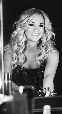 Carrie Underwood is gorgeous