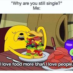 Single life has its perks lol Tag the first person you think of! - ALL-IN-ONE TOOL & GUIDES -  Build Custom Plans & Set Nutrition Goals  BMR BMI & Max Rate Calculator  Learn Your Macros by Body Type & Goal  Grocery Lists Automated to Weekly Needs  Accurate Cooking and Prep Summaries  Combine & Export Data for Two Plans  Track Your Progress & Daily Allowance  Food Lists for Clean Eating  Database of Over 7500 Foods  Sleep and Mealtime Planner  Account for Whats in Your Kitchen  Adjust for…