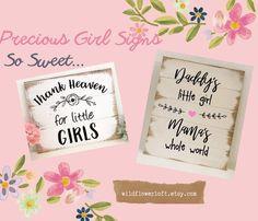 #nurserydecor #girlsroom #boysroom #familysigns #christiansigns #weddingsigns #readytoframe #prints #homedecor