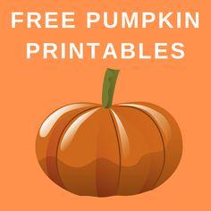 Fall Activities For Toddlers, Autumn Activities, Pumpkin Art, Pumpkin Ideas, Pumpkin Printable, Time Planner, Painted Pumpkins, Autumn Theme, Preschool