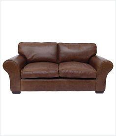 Leather Sofa Range at Laura Ashley - Bradford