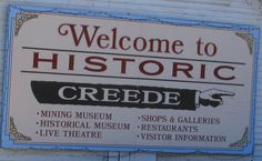 What to do in Creede?