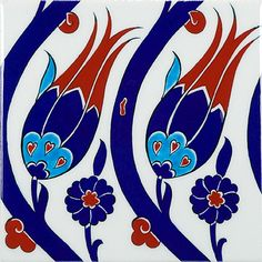 Turkish tiles!