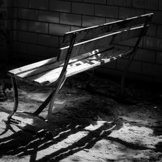 well i think its safe to say that 2017s taking a toll on all of us. keep your heads up good people.      #2017 #blackandwhite #november #bench #pew #sunlight #shadows #contrast #light #dark #life #death #dirty #ruins #abandoned #abandonedamerica #americandream #americannightmare #america #merica #guncontrol #urbex #rurex #ig_urbex #vsco #vscocam #enlight #explore #mondaymotivation