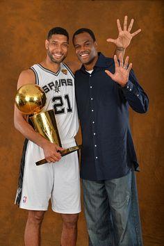 San Antonio Spurs Campeón NBA 2014