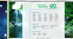 Why Youngevity Essential Trace Minerals are Safe and Beneficial            Youngevity products available at:  www.vitylution.youngevity.com