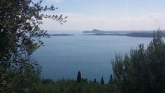Fasano Sopra, Lake Garda. Such a beautiful  view, only no one to share it with