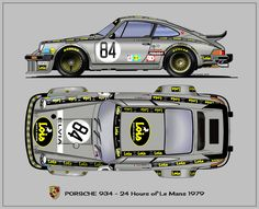 "Porsche 934 ""Lois"" 1979"