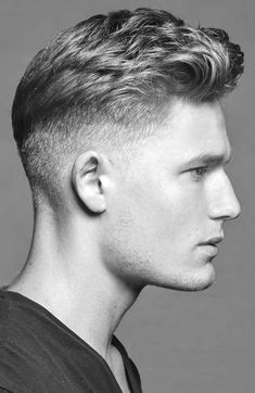 7.Short Sides Haircut for Men