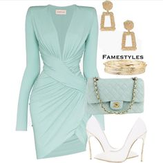 Classy Outfits, Sexy Outfits, Chic Outfits, Trendy Outfits, Vetement Fashion, Mode Outfits, Feminine Style, Polyvore Outfits, Dress To Impress