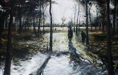 Painting by Linder Paulussen (2014)