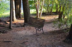 Parfait ce banc pour prendre le temps... by Linda Simard on 500px