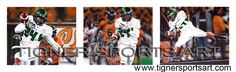 Jeremiah Johnson Oregon Ducks Football Civil War Touch Down Run