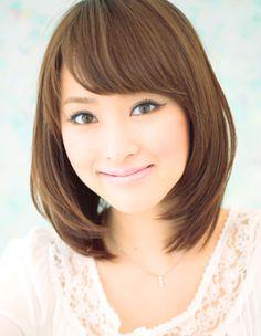 髪型・ヘアカタログ・ヘアアレンジ:美髪を導く法則(NO.75)/Secret[シークレット](表参道)の美容室情報|KamiMado(かみまど)
