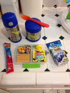 Preschool Lunch :) Mac n Cheese