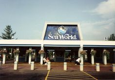 Sea World in Geauga Lake, OHIO We spent every summer there growing up!
