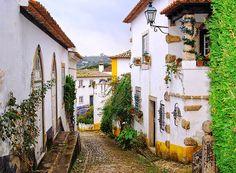 Óbidos -Portugal