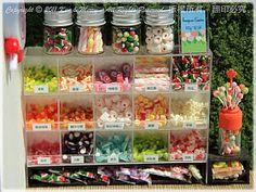 1:12,袖珍,黏土,食物,公仔屋,迷你店舖,微型,Dollhouse ,Miniature ,DIY,手作
